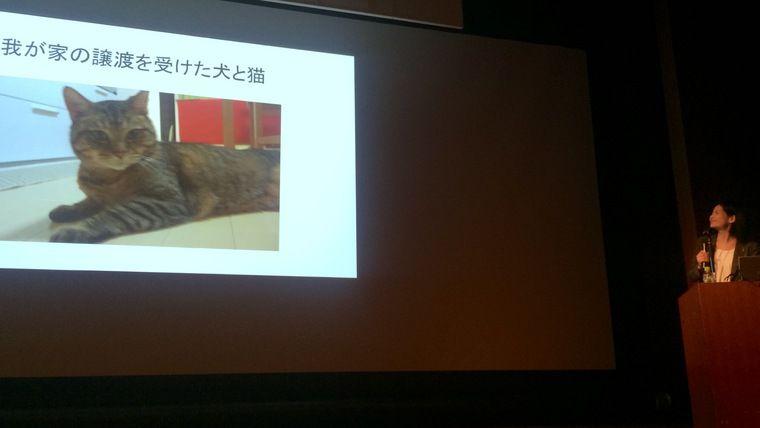 安楽死は悪いことではない? 動物愛護講演「人も動物も幸せになれる譲渡とは?」リポート