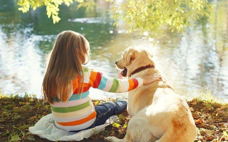 ペットは子どもの成長に良い影響を与える 英リヴァプール大が研究報告