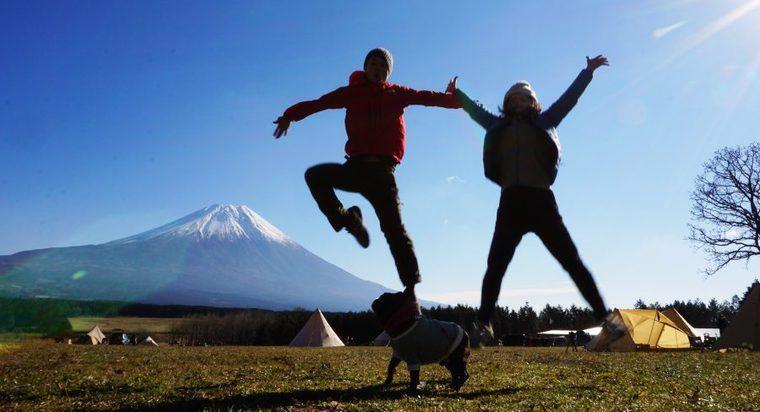 ペット同伴可のグランピング施設を紹介 関東から関西、九州まで愛犬とお手軽キャンプ