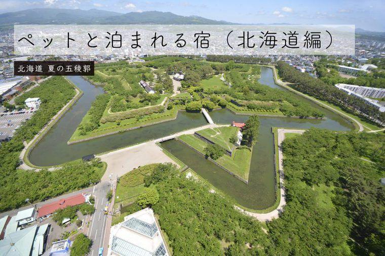 北海道のペットと泊まれる宿34選 人気ランキングや札幌・富良野・洞爺などのエリア別で紹介