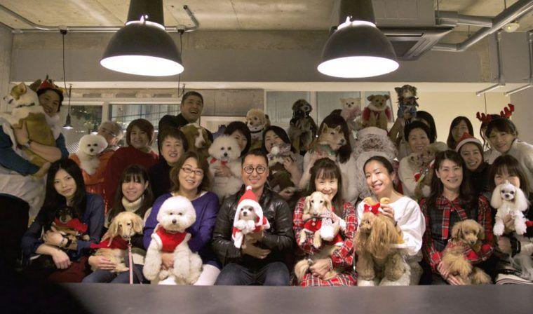 【イベントレポート】愛犬と楽しむクリスマスパーティー初開催 当日の様子を写真で紹介♪
