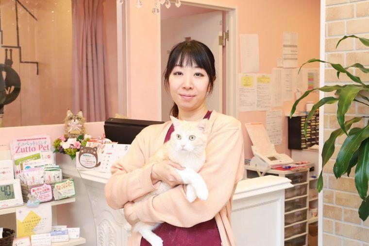 猫好きが集まる場所を目指して――猫専門病院「猫の診療室モモ」谷口史奈院長インタビュー