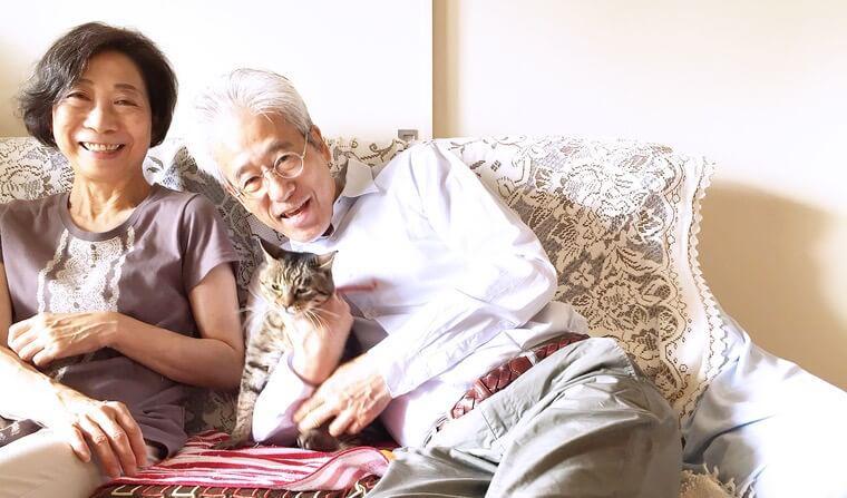 歌舞伎町の野良猫が新しい家族のもとへ キャッチコピーで生まれた出逢いとは【お結びレポート】