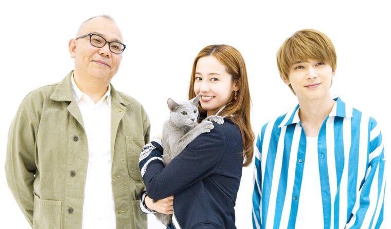【沢尻エリカ×吉沢亮×犬童監督】映画『猫は抱くもの』インタビュー 主演猫は夢を叶えて沢尻さんの家族に