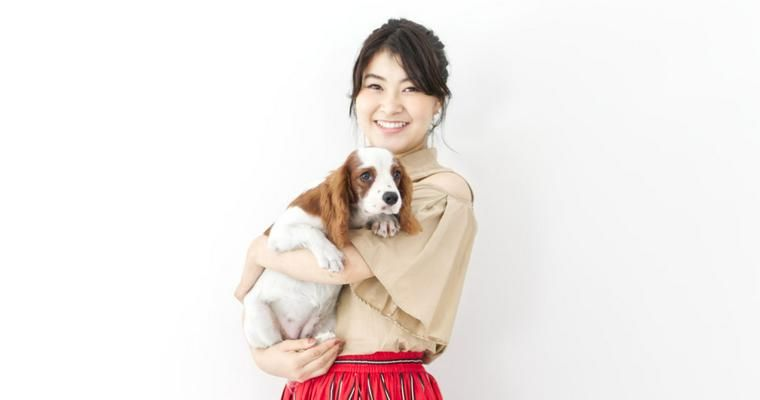 保護犬を迎えた村上佳菜子さん独占インタビュー 「一緒に育てていこうと言われて、決心がついた」