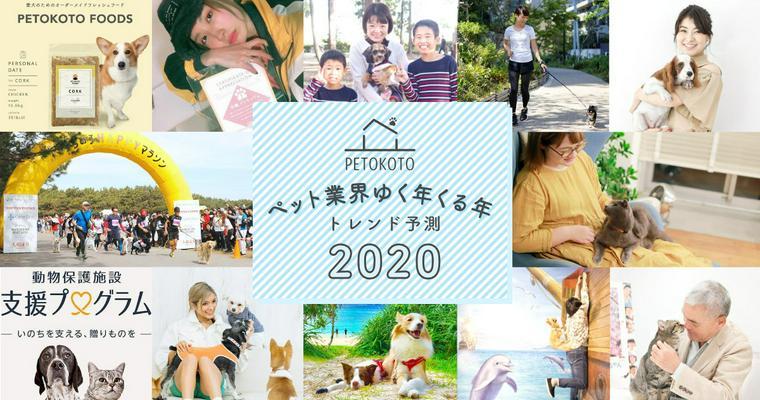 「ペット業界ゆく年くる年」業界キーパーソンたちのトレンド予測2020