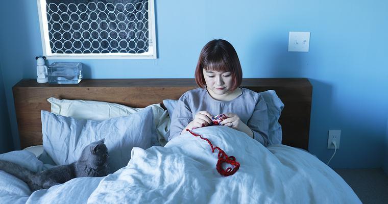 【特集:チャージ】冬こもり女子の目覚めの準備。