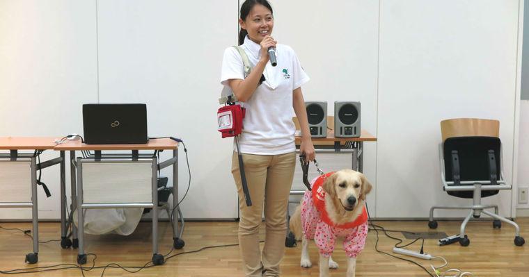 「盲導犬はスーパードッグではない」ー盲導犬の仕事とは?【動画で解説】